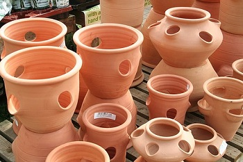 Strawberry Pots