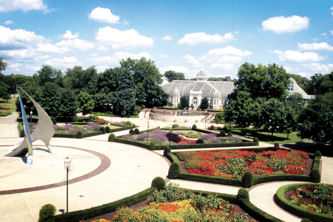 Franklin Park Conservatory, Columbus, Ohio
